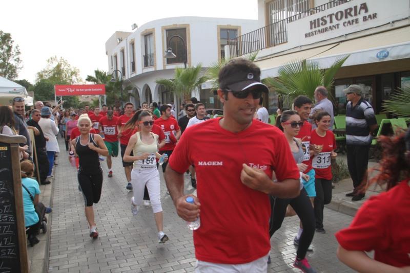 MAGEM Mağusa halk koşusu ve yürüyüşü 3