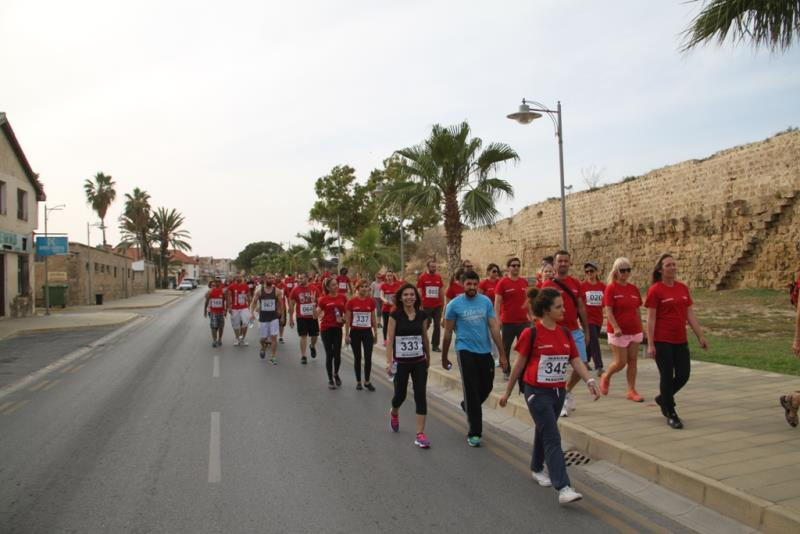 MAGEM Mağusa halk koşusu ve yürüyüşü 4