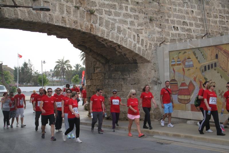 MAGEM Mağusa halk koşusu ve yürüyüşü 5