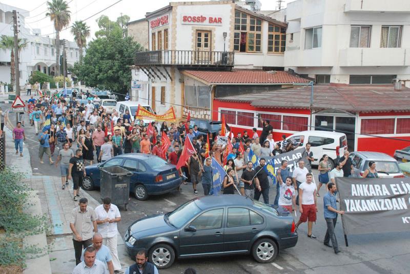 TC Cumhurbaşkanı Erdoğan Kuzey Kıbrıs ziyareti 14