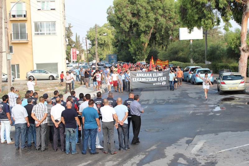 TC Cumhurbaşkanı Erdoğan Kuzey Kıbrıs ziyareti 15
