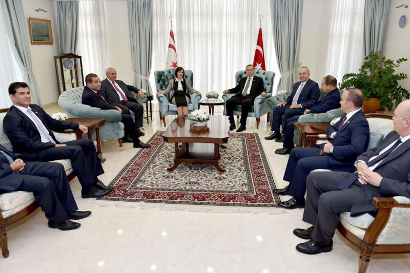 TC Cumhurbaşkanı Erdoğan Kuzey Kıbrıs ziyareti 20