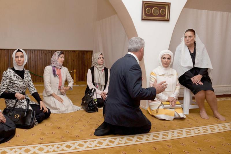 TC Cumhurbaşkanı Erdoğan Kuzey Kıbrıs ziyareti 21