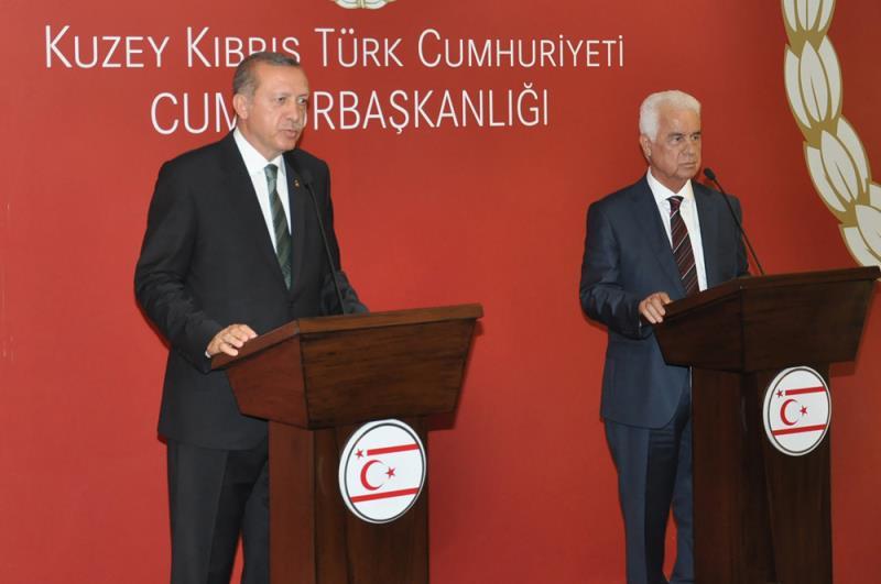 TC Cumhurbaşkanı Erdoğan Kuzey Kıbrıs ziyareti 22