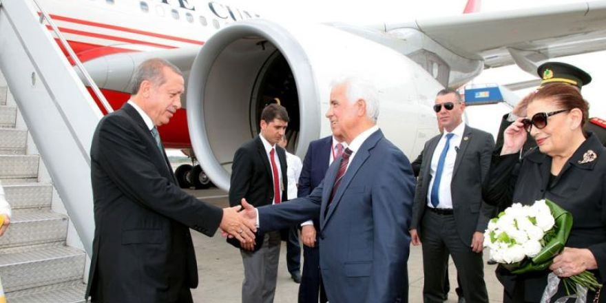 TC Cumhurbaşkanı Erdoğan Kuzey Kıbrıs ziyareti