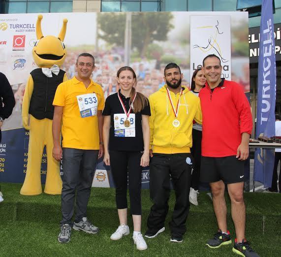 Lefkoşa Maratonu 4