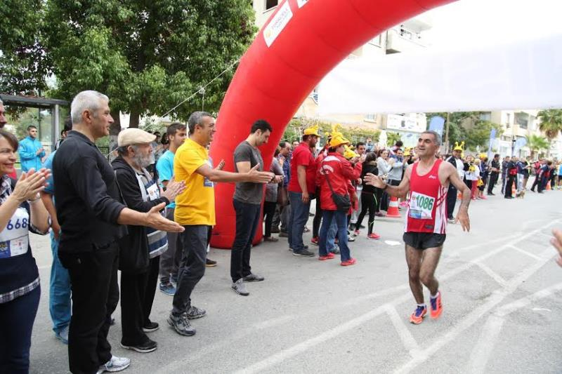 Lefkoşa Maratonu 5