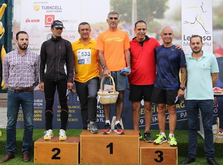 Lefkoşa Maratonu 7