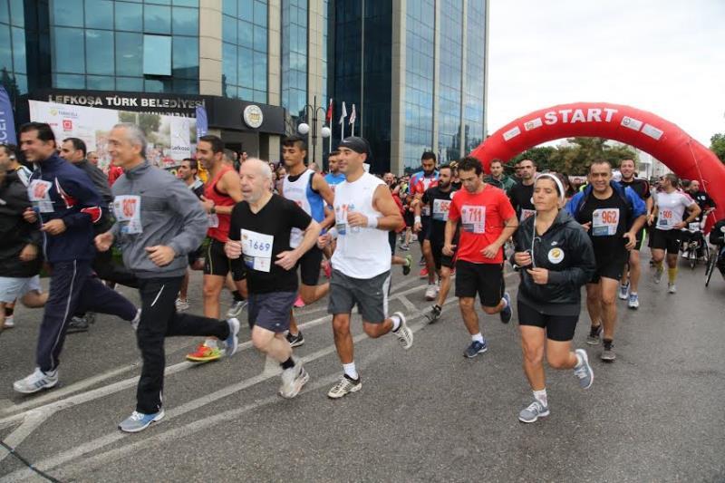 Lefkoşa Maratonu 9