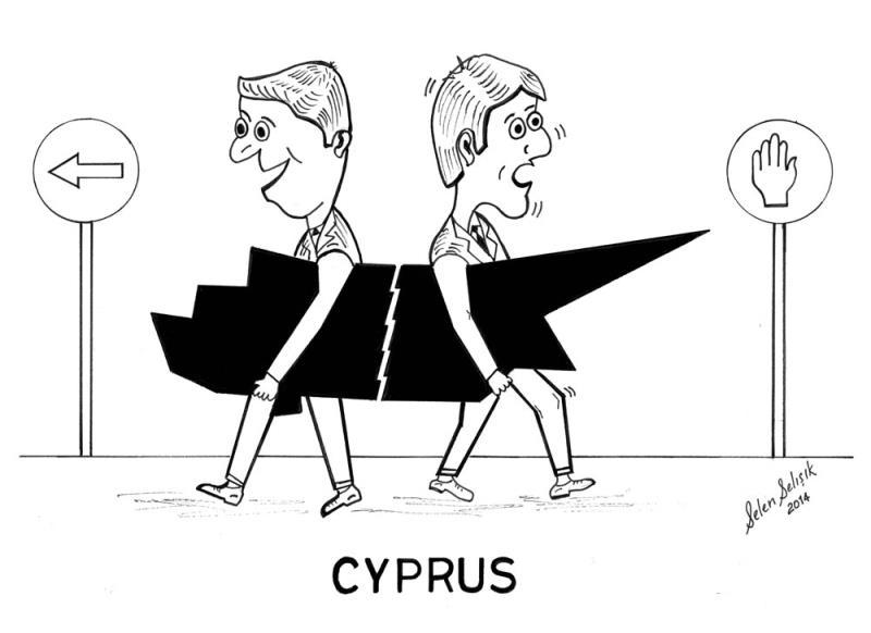 Kıbrıs Türk Karikatürü Londrada 4