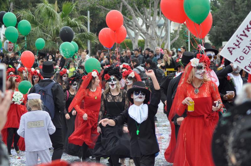 Limasol Karnavalı 1