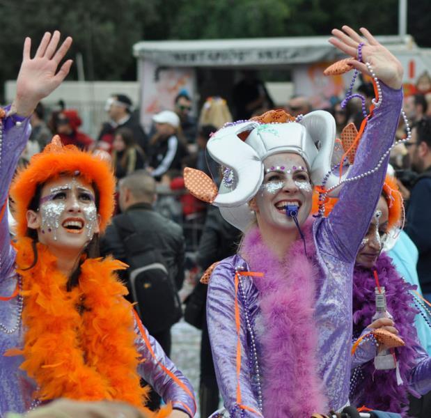 Limasol Karnavalı 10