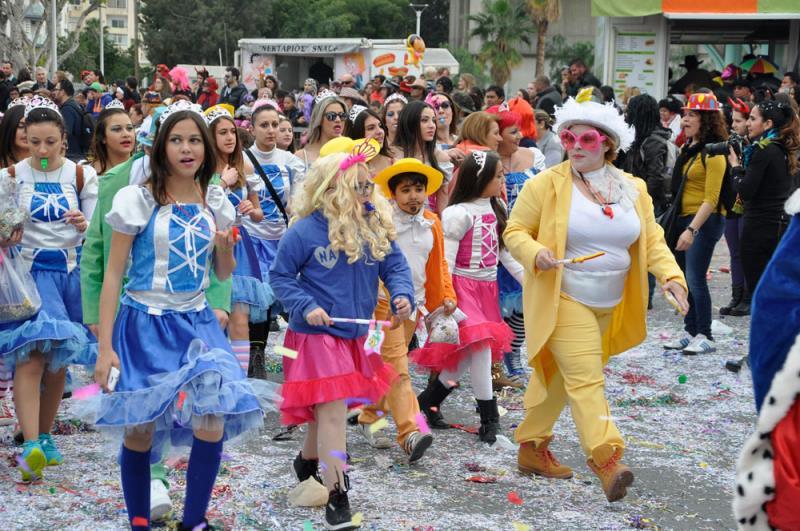 Limasol Karnavalı 18