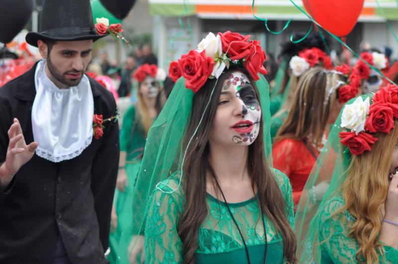 Limasol Karnavalı 5