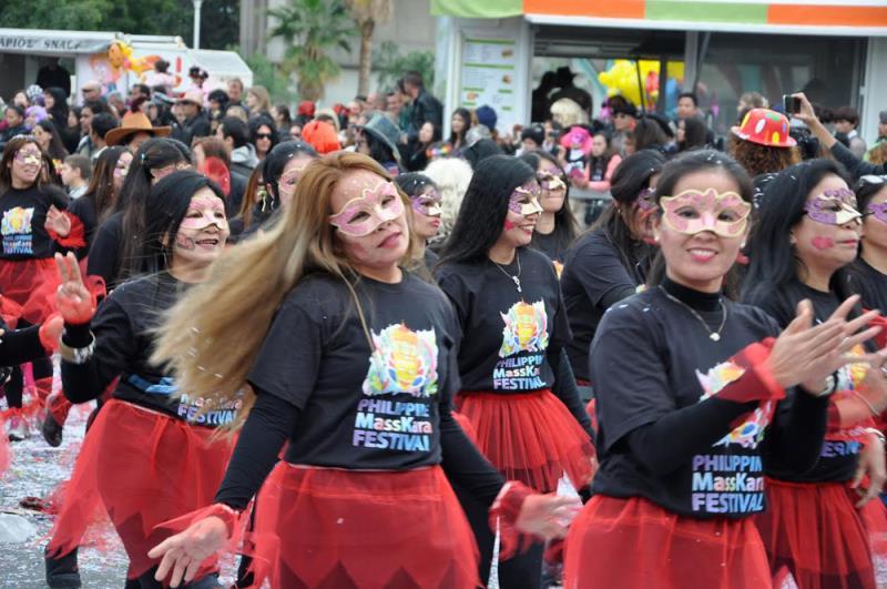 Limasol Karnavalı 8