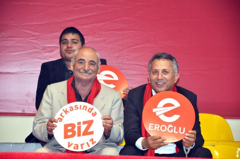 Eroğlu seçim kampanyasını başlattı 3