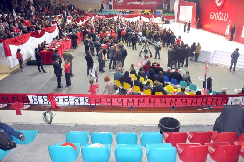 Eroğlu seçim kampanyasını başlattı 6
