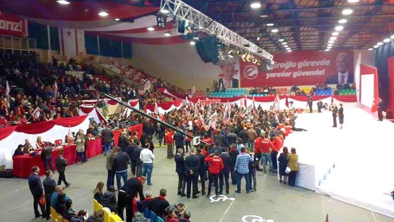 Eroğlu seçim kampanyasını başlattı 7