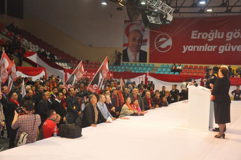 Eroğlu seçim kampanyasını başlattı 8