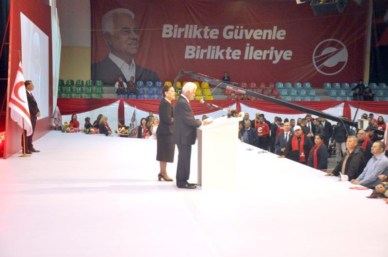 Eroğlu seçim kampanyasını başlattı 9