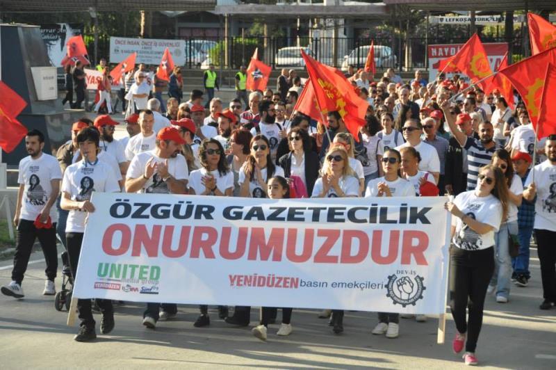 1 Mayıs Taksim Sahasında kutlandı 18
