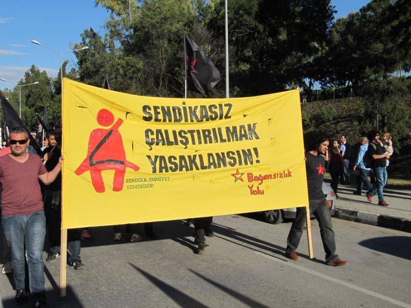 1 Mayıs Taksim Sahasında kutlandı 23