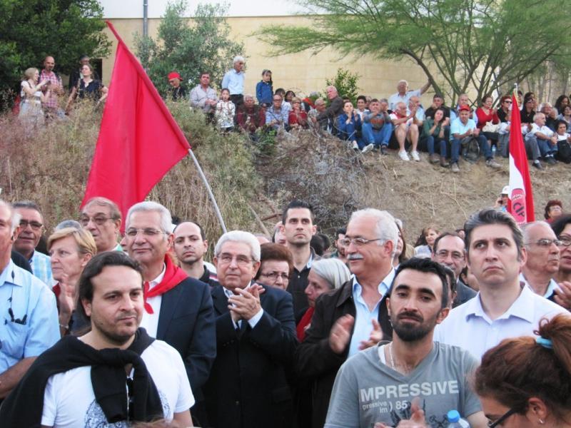 1 Mayıs Taksim Sahasında kutlandı 26