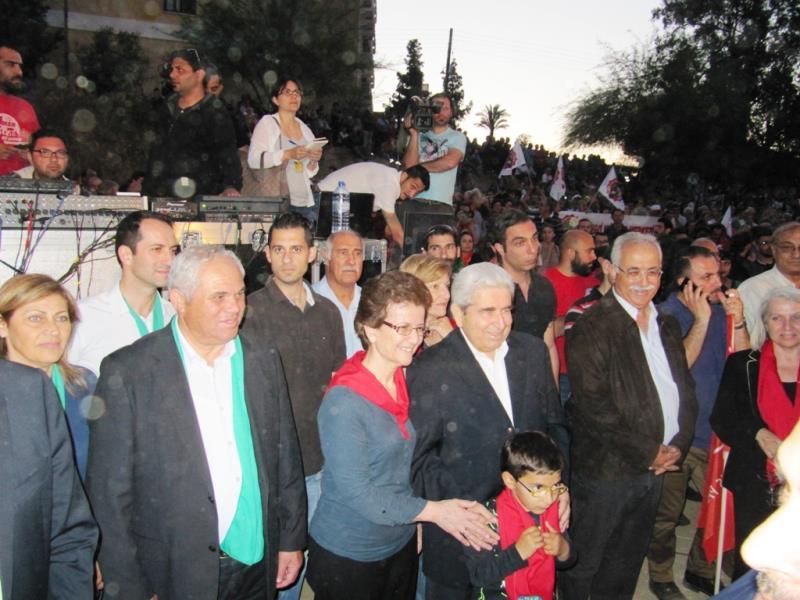 1 Mayıs Taksim Sahasında kutlandı 31