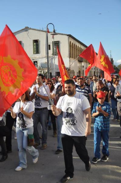 1 Mayıs Taksim Sahasında kutlandı 6