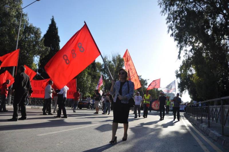 1 Mayıs Taksim Sahasında kutlandı 8