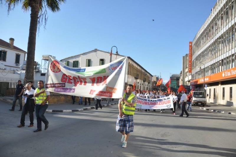 1 Mayıs Taksim Sahasında kutlandı 9