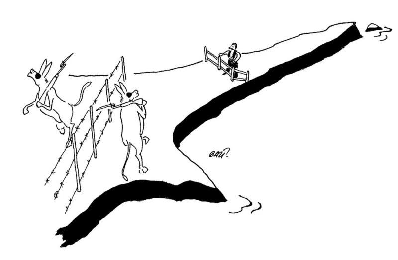 Kıbrıs Karikatürleri İstanbul'da Sergileniyor... 11
