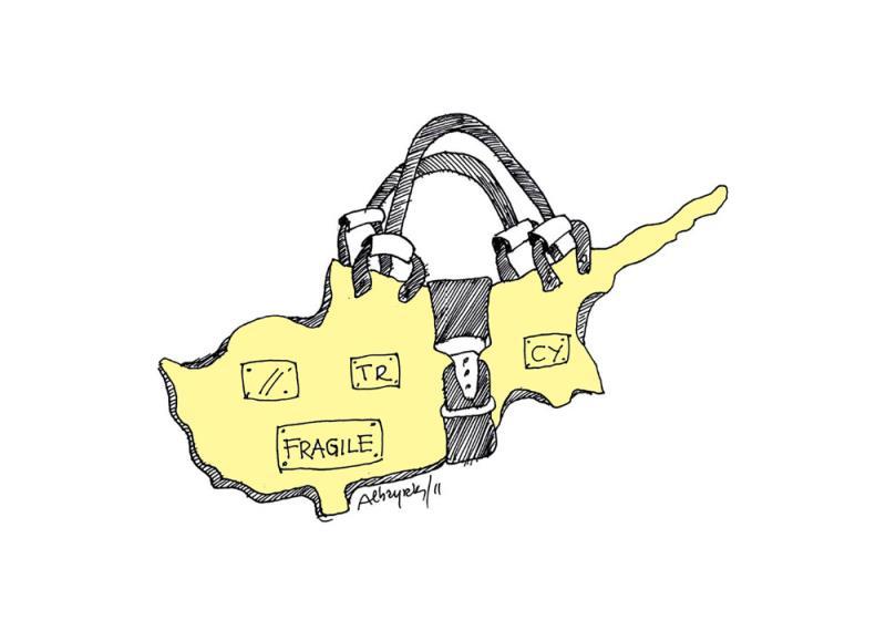 Kıbrıs Karikatürleri İstanbul'da Sergileniyor... 4