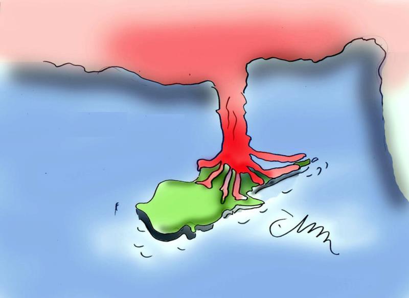 Kıbrıs Karikatürleri İstanbul'da Sergileniyor... 7