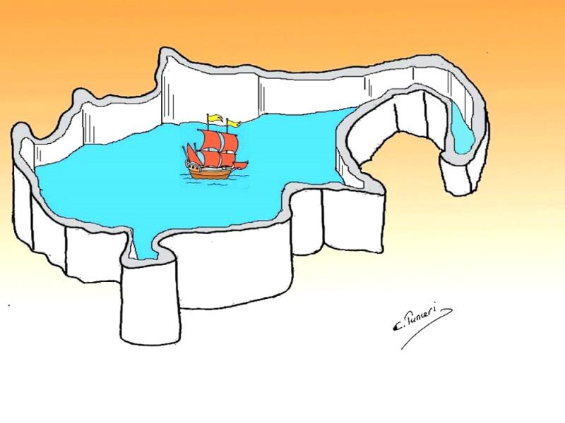 Kıbrıs Karikatürleri İstanbul'da Sergileniyor... 9