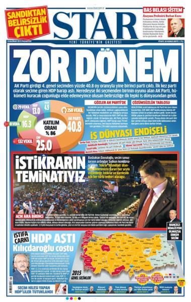 Türkiye Seçim 2015 10