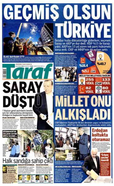 Türkiye Seçim 2015 3