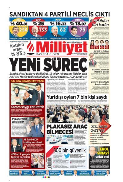 Türkiye Seçim 2015 7