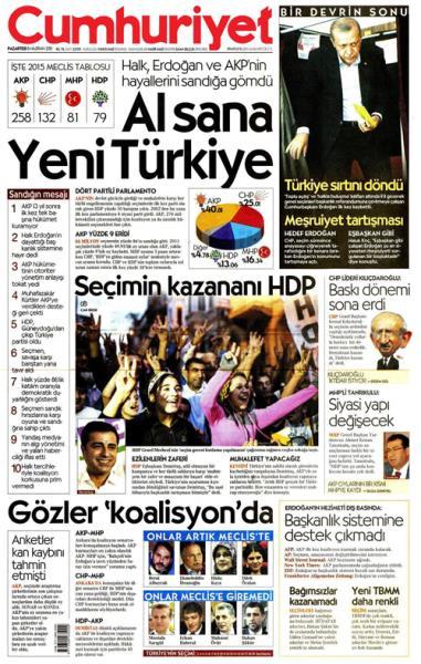 Türkiye Seçim 2015 9