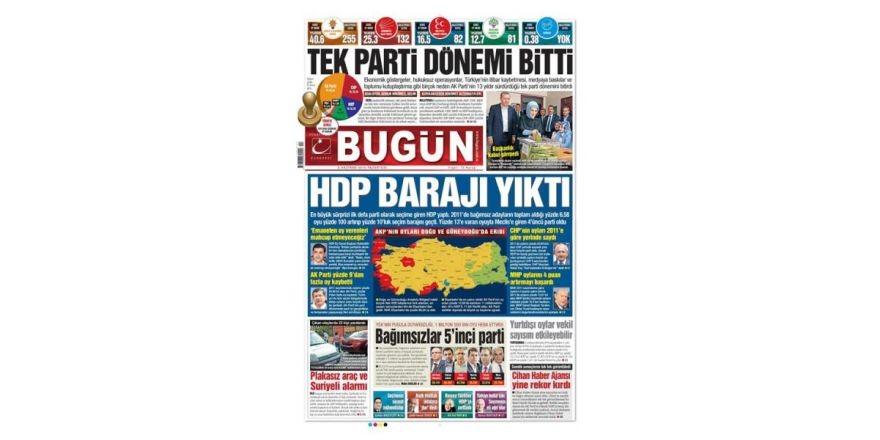 Türkiye Seçim 2015