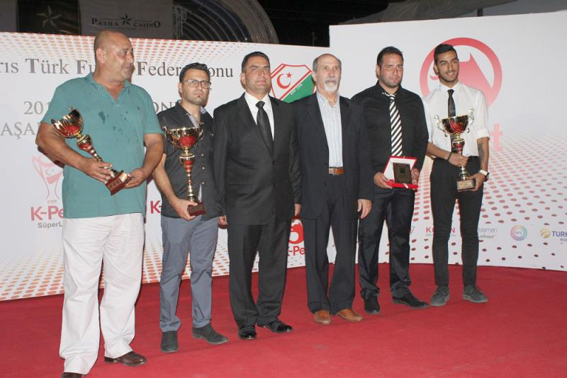 KTFF Başarı ödülleri 5