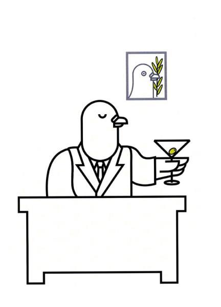4. Uluslararası Zeytin Karikatürleri Yarışması 2015 1