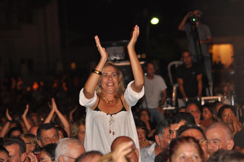 Zülfü Livaneli - Maria Faranduri konseri 8