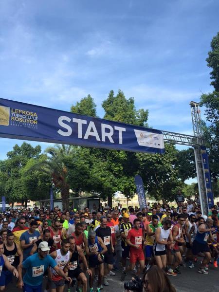 Lefkoşa Maratonu 2015 13