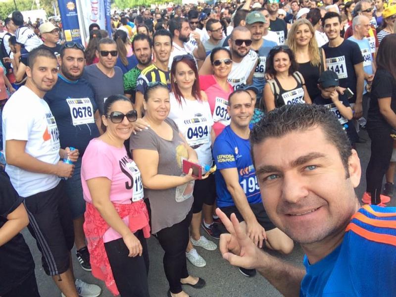 Lefkoşa Maratonu 2015 45