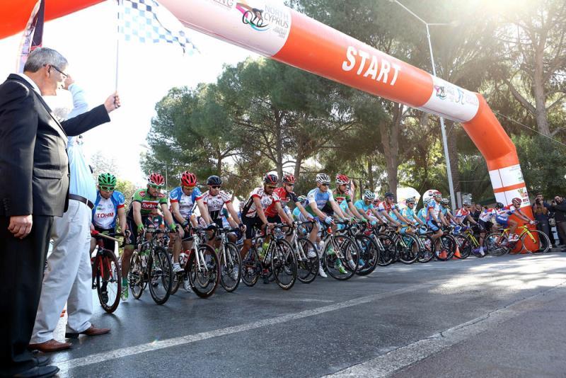1. Uluslararası Kuzey Kıbrıs Bisiklet Turu 1