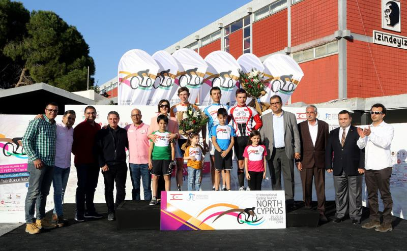 1. Uluslararası Kuzey Kıbrıs Bisiklet Turu 13