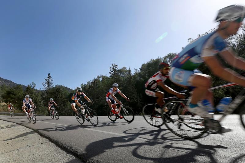 1. Uluslararası Kuzey Kıbrıs Bisiklet Turu 16