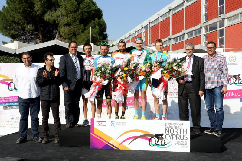1. Uluslararası Kuzey Kıbrıs Bisiklet Turu 4