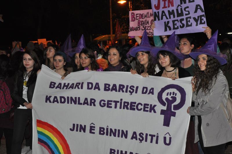 8 Mart Dünya Emekçi Kadınlar Günü 7
